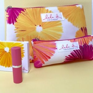 Clinique Cosmetic Bag Set by Lulu dk